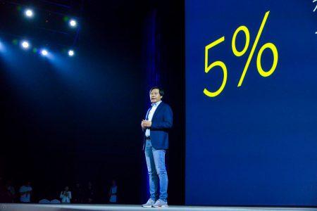 Xiaomi обязалась продавать устройства с маржой не выше 5%