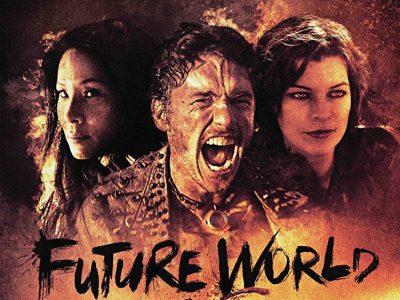 «Безумный Макс на минималках»: Первый трейлер постапокалиптического боевика Future World / «Будущий мир» с Джеймсом Франко, Миллой Йовович и Люси Лью