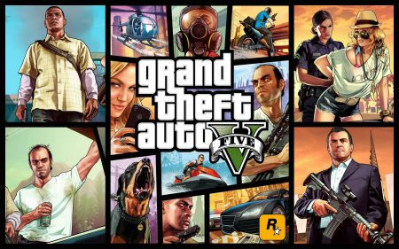 С момента выхода в 2013 году игра GTA V продалась тиражом 90 млн копий и принесла создателям $  6 млрд. Это больше, чем у любой другой игры, фильма или книги