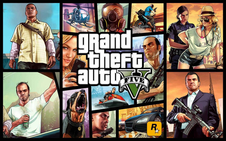 С момента выхода в 2013 году игра GTA V продалась тиражом 90 млн копий и принесла создателям $6 млрд. Это больше чем у любой другой игры фильма
