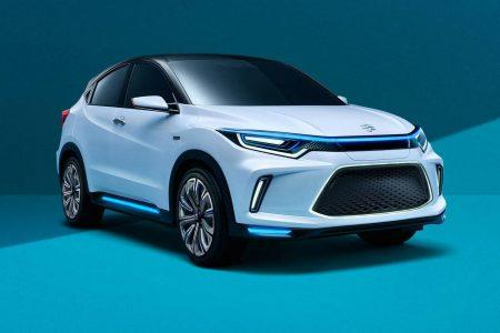 Honda представила в Пекине электрокроссовер Everus EV Concept, серийная версия выйдет на рынок Китая уже в конце 2018 года