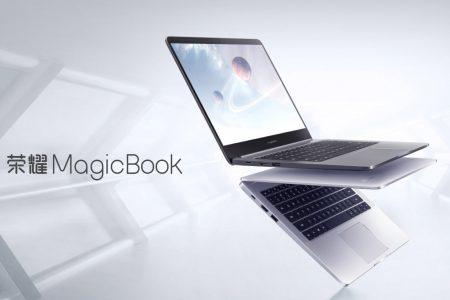 Huawei анонсировал 14-дюймовый ультрабук Honor MagicBook с процессорами Intel 8-го поколения, видеокартой NVIDIA MX150 и 12-часовой автономностью с ценником от $800