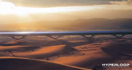В следующем году Hyperloop TT начнёт строительство рабочего маршрута Hyperloop в Абу-Даби