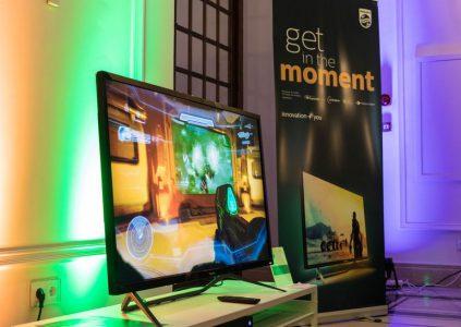 Philips Momentum: игровые мониторы нужны не только компьютерам
