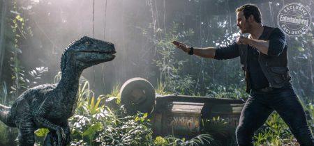 Финальный трейлер фильма Jurassic World: Fallen Kingdom / «Мир Юрского периода: Падшее царство»