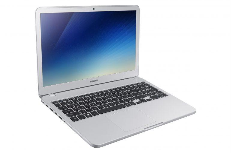 Самсунг представила новые ноутбуки Notebook 3 и5