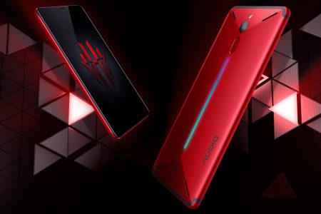 Анонсирован геймерский смартфон Nubia Red Magic с 5,99-дюймовым экраном 18:9, процессором Snapdragon 835 и RGB-подсветкой корпуса