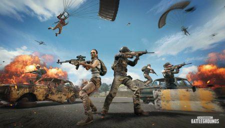 В PlayerUnknown's Battlegrounds стартовал временный режим War Event Mode, представляющий собой командный Deathmatch с быстрым воскрешением и выдачей оружия до начала боя