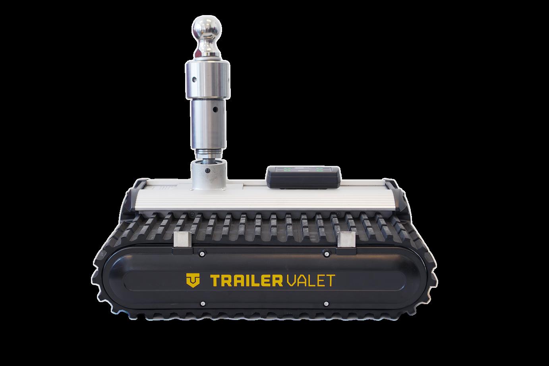 Небольшой радиоуправляемый робот-танк Trailer Valet RVR при массе 44 кг способен перемещать груз массой до 4 тонн [Видео]