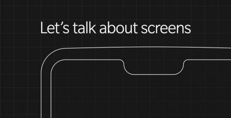 В смартфоне OnePlus 6 можно будет скрывать вырез вверху экрана