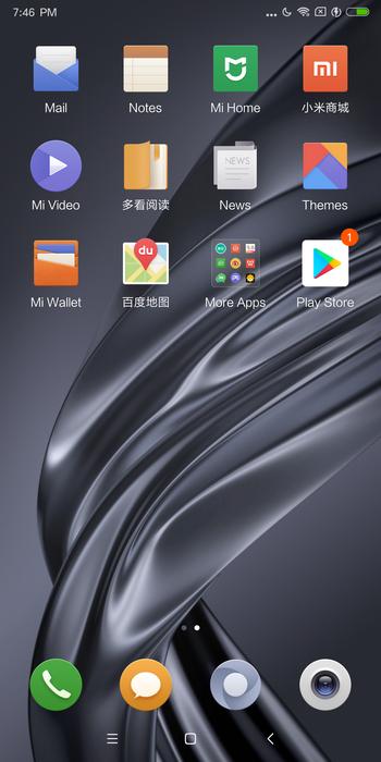 Обзор Xiaomi Mi Mix 2s