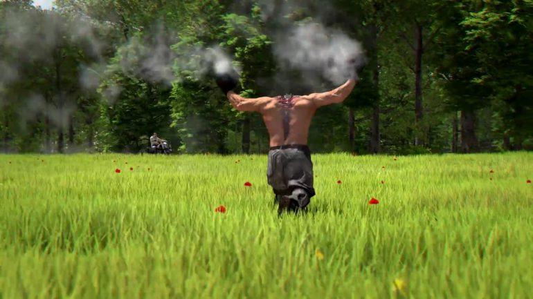 Serious Sam 4: первый анонс истраница вSteam