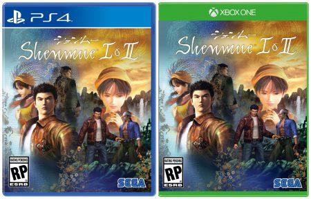 В 2018 году Sega выпустит не только Shenmue 3, но и две первые части серии Shenmue 1&2 на платформах PS4, Xbox One и ПК