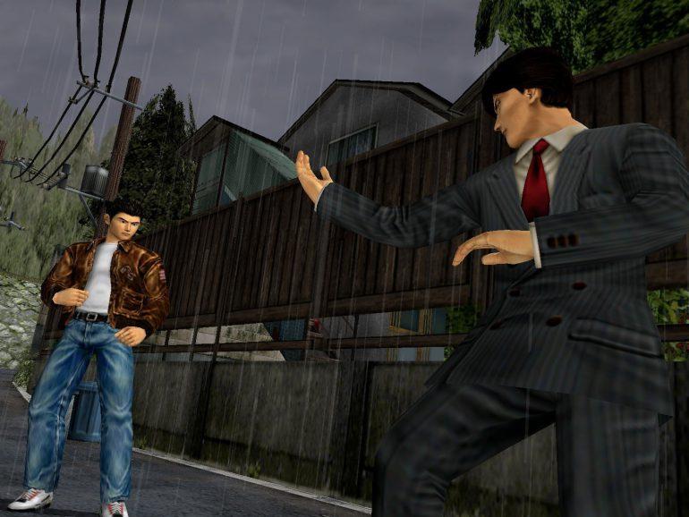 Дилогия Shenmue готовится крелизу наPC, Xbox One и PS 4
