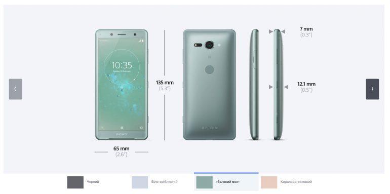 Обзор смартфона Sony Xperia XZ2 Compact - ITC.ua