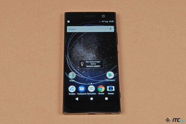 Обзор смартфона Sony Xperia XA2