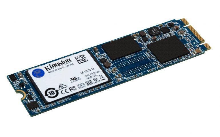 Компания Kingston представила новую серию SSD UV500 в трех формфакторах с 3D NAND памятью и аппаратным шифрованием