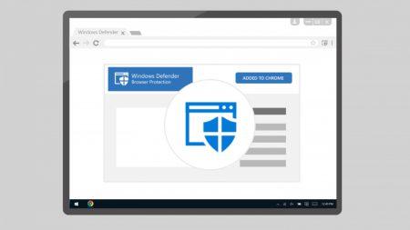 Microsoft выпустила расширение Windows Defender Browser Protection для Google Chrome и утверждает, что оно лучше блокирует фишинг