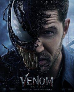 Вышел первый полноценный трейлер фильма Venom / «Веном» о главном враге «Человека-Паука» с Томом Харди в главной роли