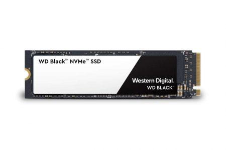 Western Digital представил накопитель WD Black NVMe SSD для гейминга и работы с 4K-видео со скоростью до 3400/2800 МБ/с