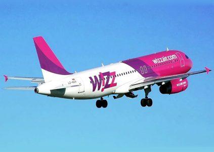Лоукостер Wizz Air начнет летать в Украину на более вместительных самолетах и откроет три новых маршрута из Киева