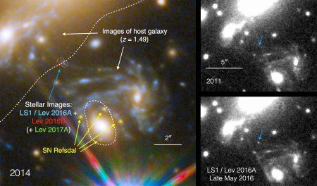 Космический телескоп «Хаббл» обновил рекорд самой далекой звезды - ITC.ua