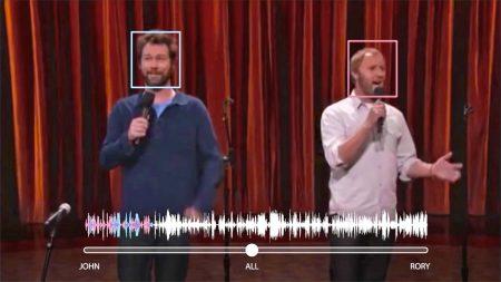 Google научила ИИ выделять голос одного человека в толпе