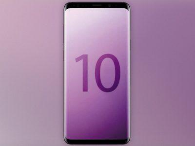 Samsung запатентовал дизайн смартфона с «челкой» и определился с характеристиками будущих Galaxy S10/S10+. Они получат Exynos 9820 или Snapdragon 855, 3D-камеру и сканер отпечатков под экраном