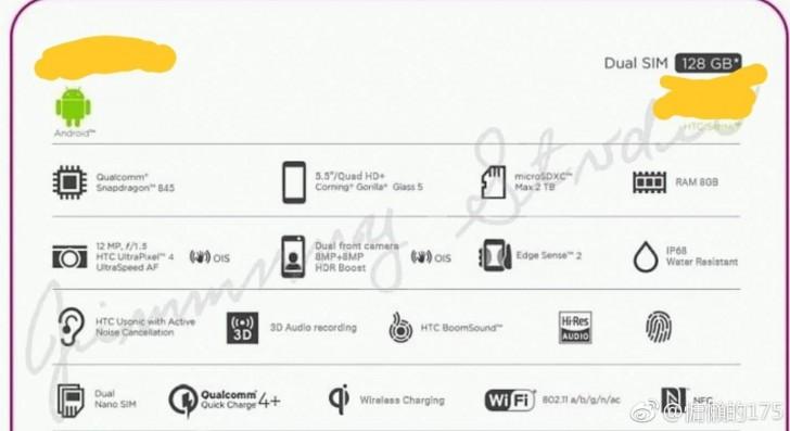 Вweb-сети интернет появились фотографии еще невыпущенного телефона HTC