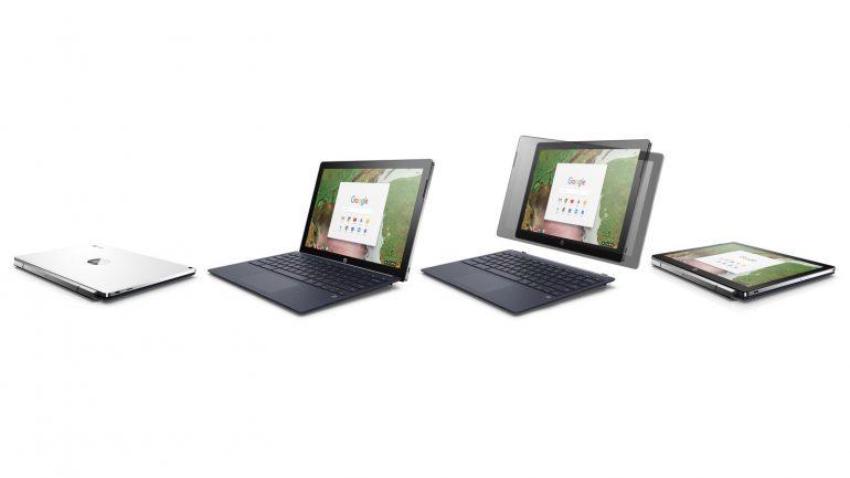Hewlett-Packard представил 12,3-дюймовый планшет HP Chromebook x2 на основе Chrome OS, полный комплект со стилусом и клавиатурой обойдется в $599