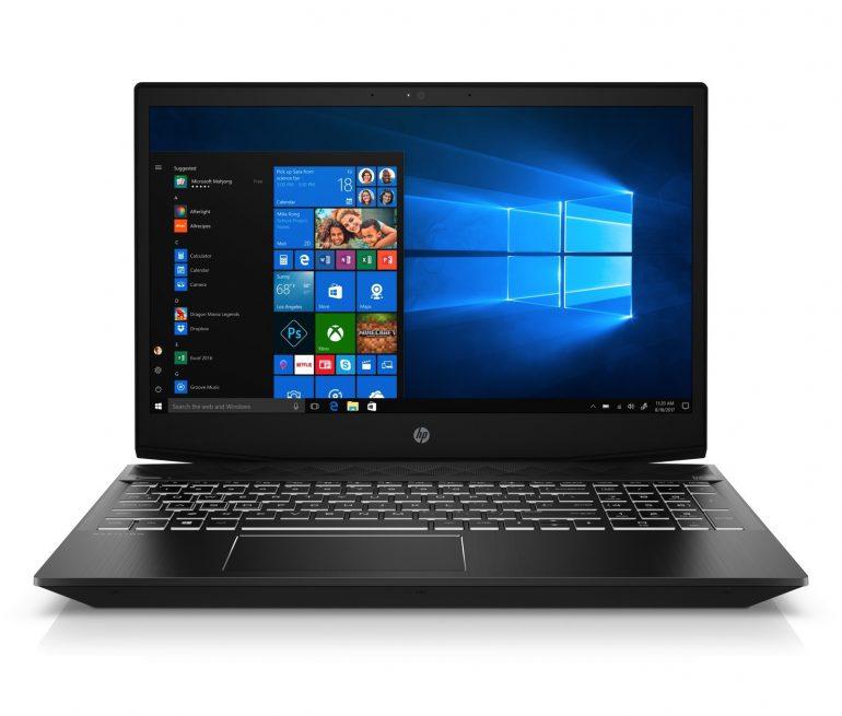 HPпрезентовала дешевый игровой ноутбук за800 долларов