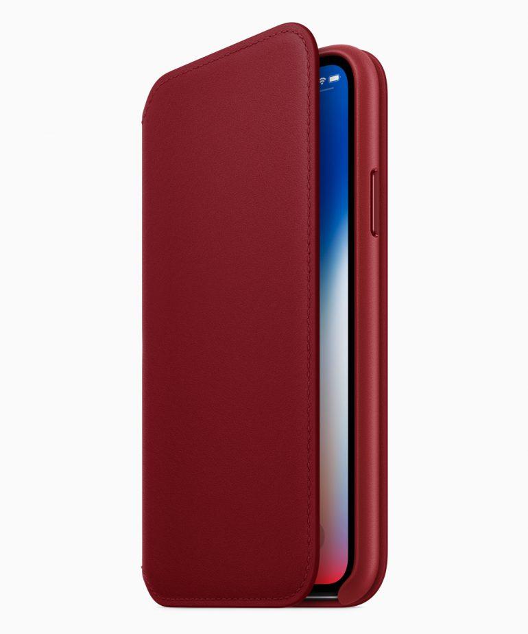 """Apple представила """"красные"""" iPhone 8 и iPhone 8 Plus специальной серии RED Special Edition. Заказ на смартфоны будет открыт завтра, в магазинах они появятся 13 апреля"""