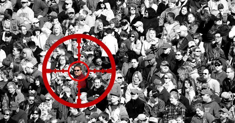 Технология распознавания лиц отыскала правонарушителя среди 60 тысяч человек