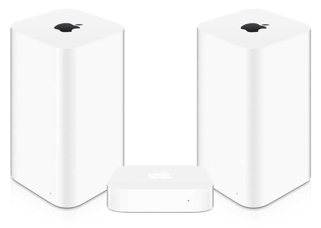 Apple прекращает производство роутеров