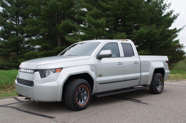 В США начали тестировать электрический фургон Workhorse N-GEN. 50 экземпляров уже заказала служба доставки UPS, а до конца года обещают выпустить еще 2000 штук