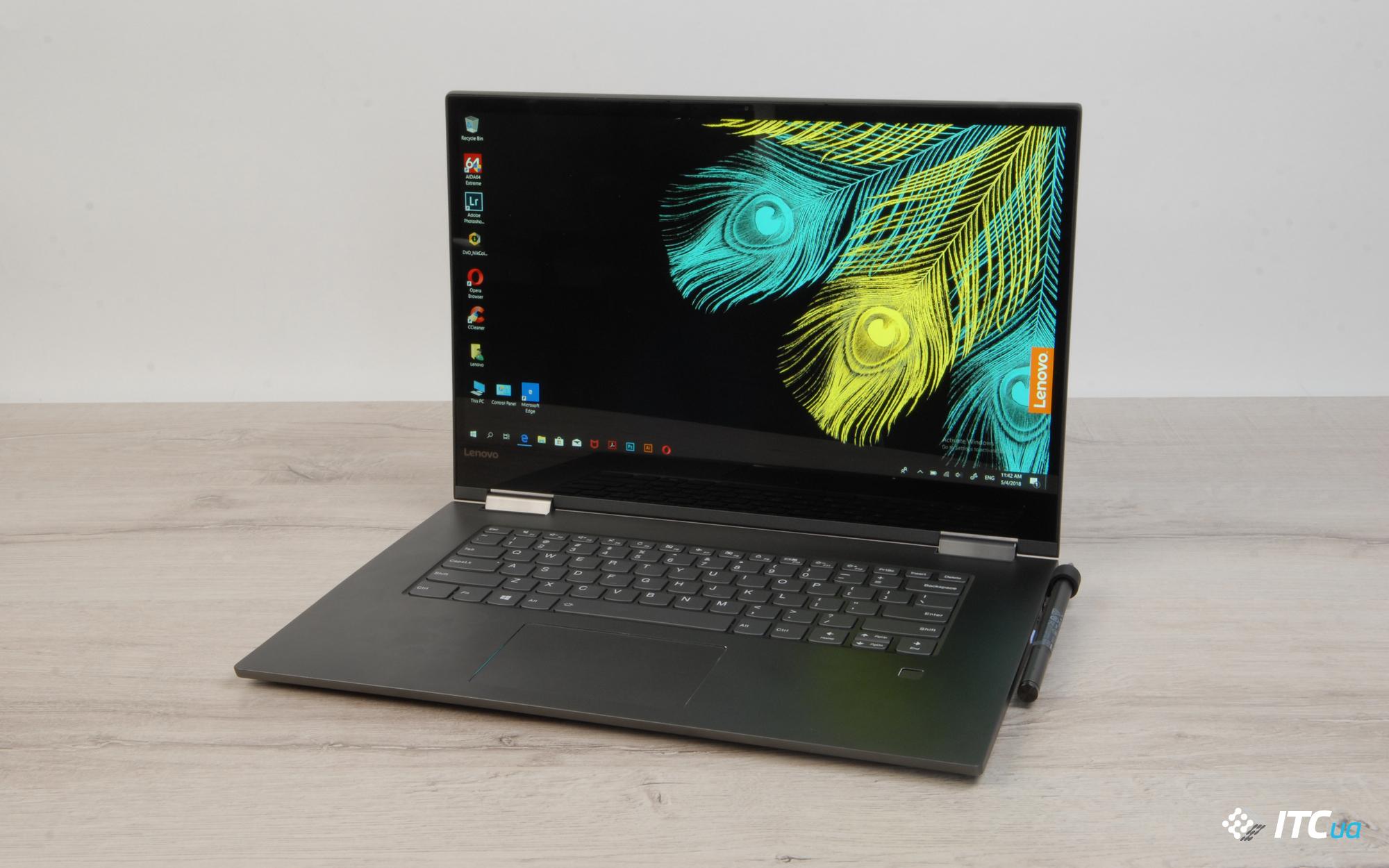 ca4987e3bdfc Обзор Lenovo Yoga 730-15 - ITC.ua