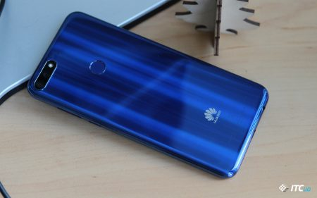 Обзор Huawei Y7 Prime 2018