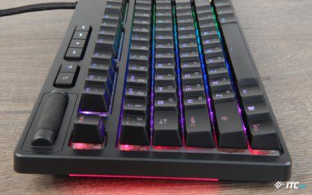 Обзор игровой механической клавиатуры ASUS ROG Strix Flare