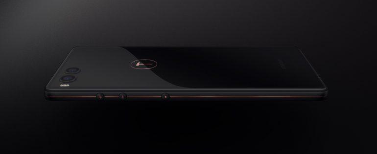 Представлен смартфон Smartisan R1 с 1 ТБ внутренней памяти