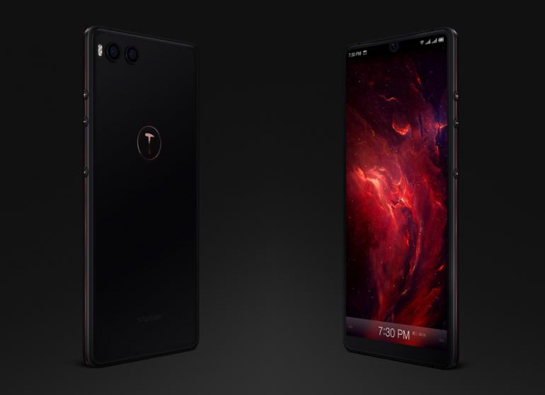 Smartisan R1: представлен первый вмире смартфон с1 ТБпамяти