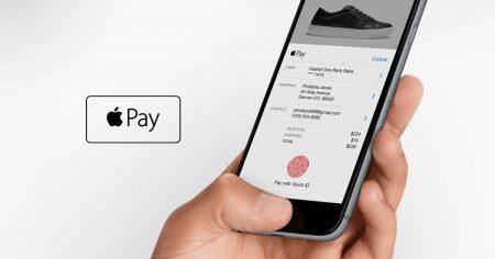 Официально: В ближайшие месяцы в Украине заработает платежная система Apple Pay