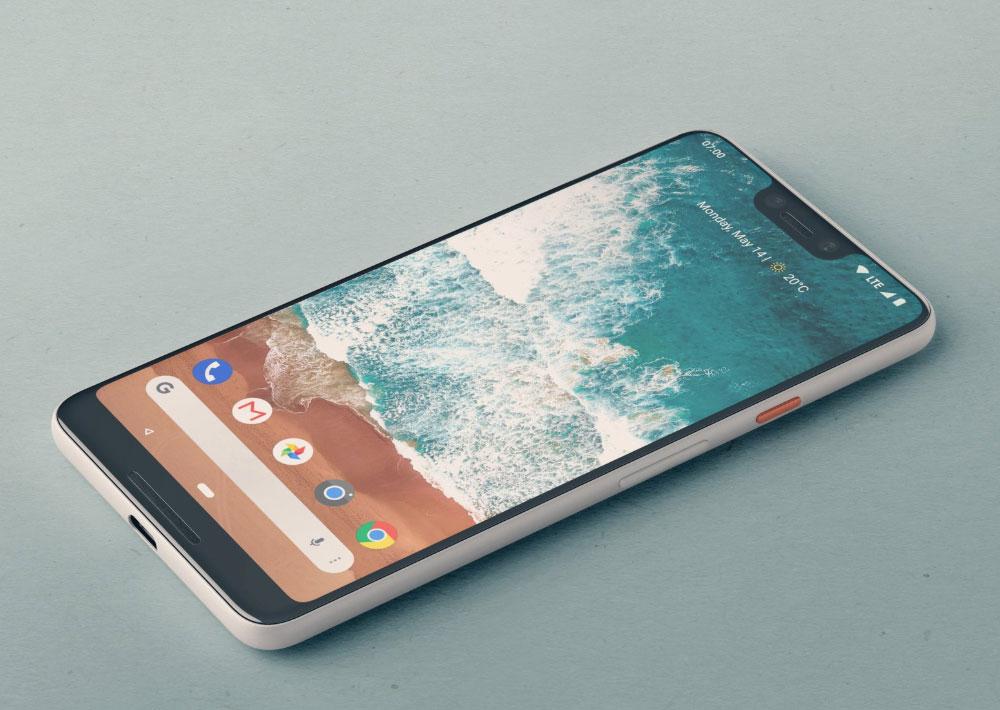 Google Pixel 3: вглобальной паутине показали внешний облик флагмана