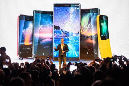 Производитель смартфонов Nokia привлек $100 млн инвестиций и теперь оценивается в $1 млрд