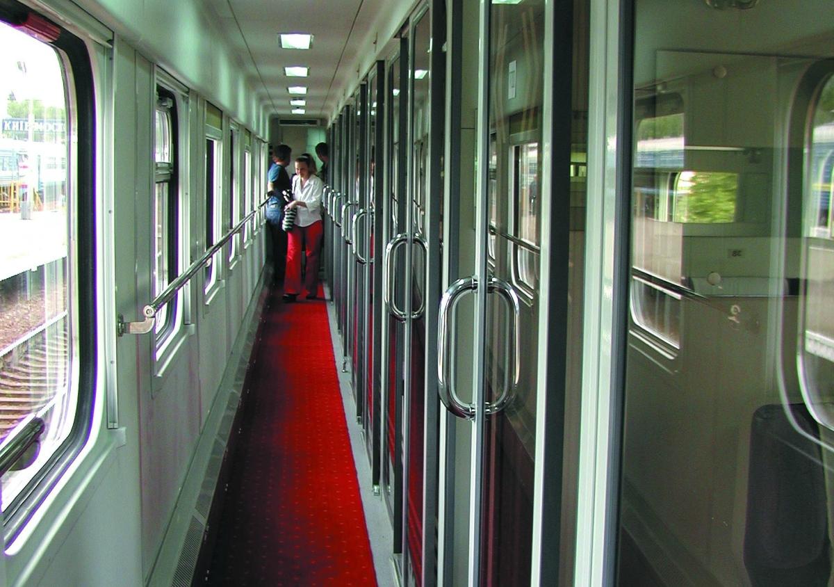 В «Укрзалізниці» рассказали, где в поездах установят камеры видеонаблюдения и зачем они нужны