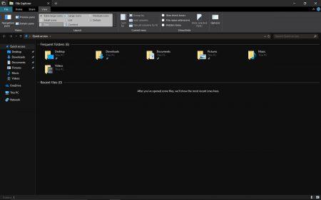 В Windows 10 добавлен облачный буфер обмена и тёмная тема «Проводника»