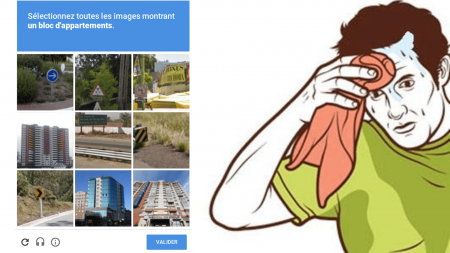 Google: третья версия reCAPTCHА вышла на стадию бета-тестирования
