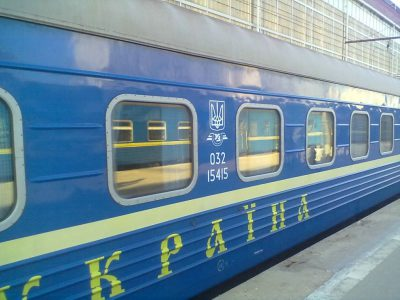 Вукраинских поездах появится система видеонаблюдения