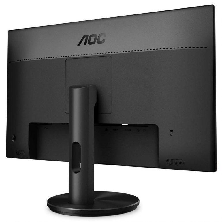 AOC G2590FX — бюджетный игровой монитор с 24,5-дюймовой TN-матрицей, частотой обновления 144 Гц, временем отклика 1 мс и поддержкой AMD FreeSync