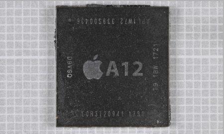 TSMC запустила массовое производство 7 нм процессоров Apple A12 для новых iPhone