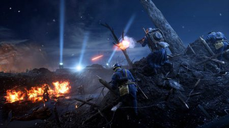 EA бесплатно раздаёт дополнение They Shall Not Pass к игре Battlefield 1